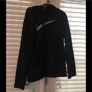 Nike Therma Fit Hooded Sweatshirt.
